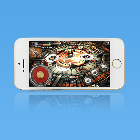 Rocker Touch Button Game Joystick for Smartphone