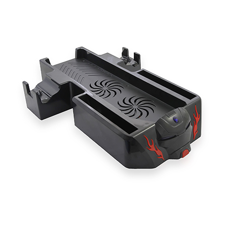 Multi-functional Charging Dock with Cooling Fan Holder For Xbox One