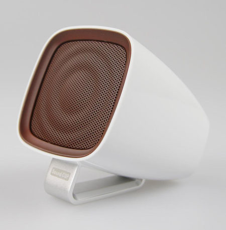 Cuo shape bluetooth speaker