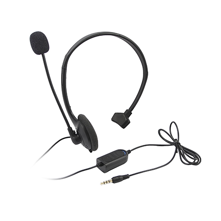PS4 unilateral small Headset