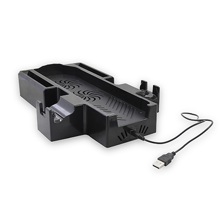 5 in 1 Dual cool console stand for Xbox one